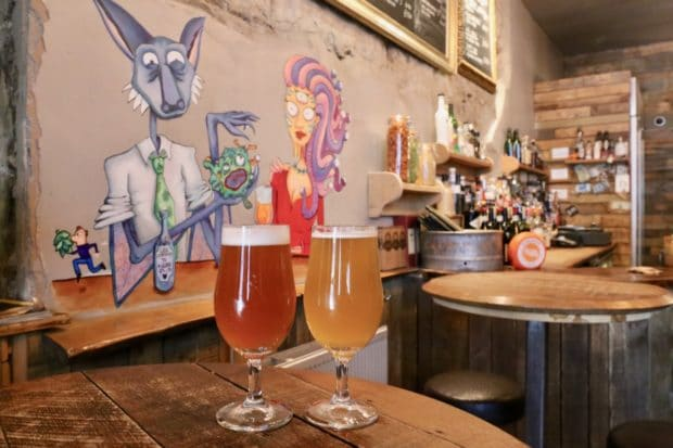 Best Edinburgh Breweries