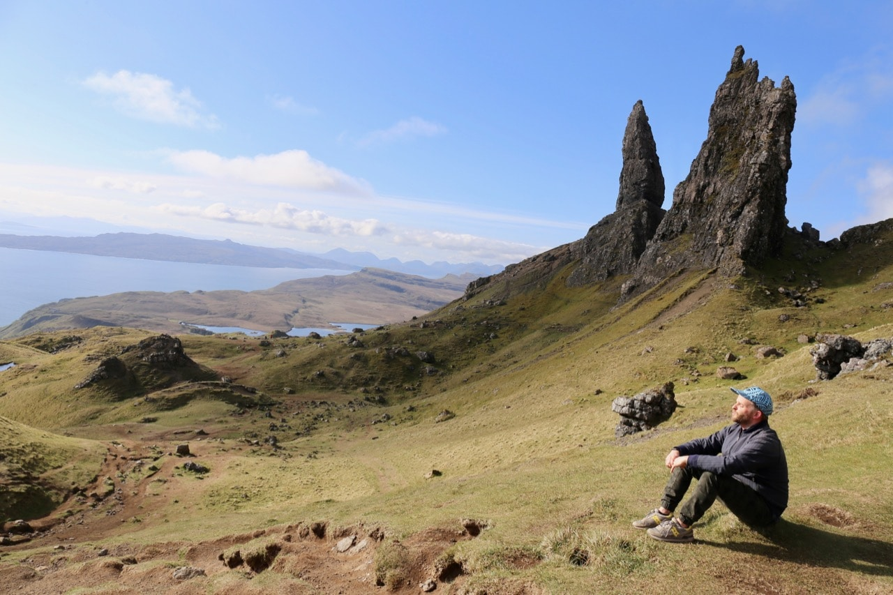 Wake up at sunrise and beat the crowds on a hike to The Old Man of Storr.