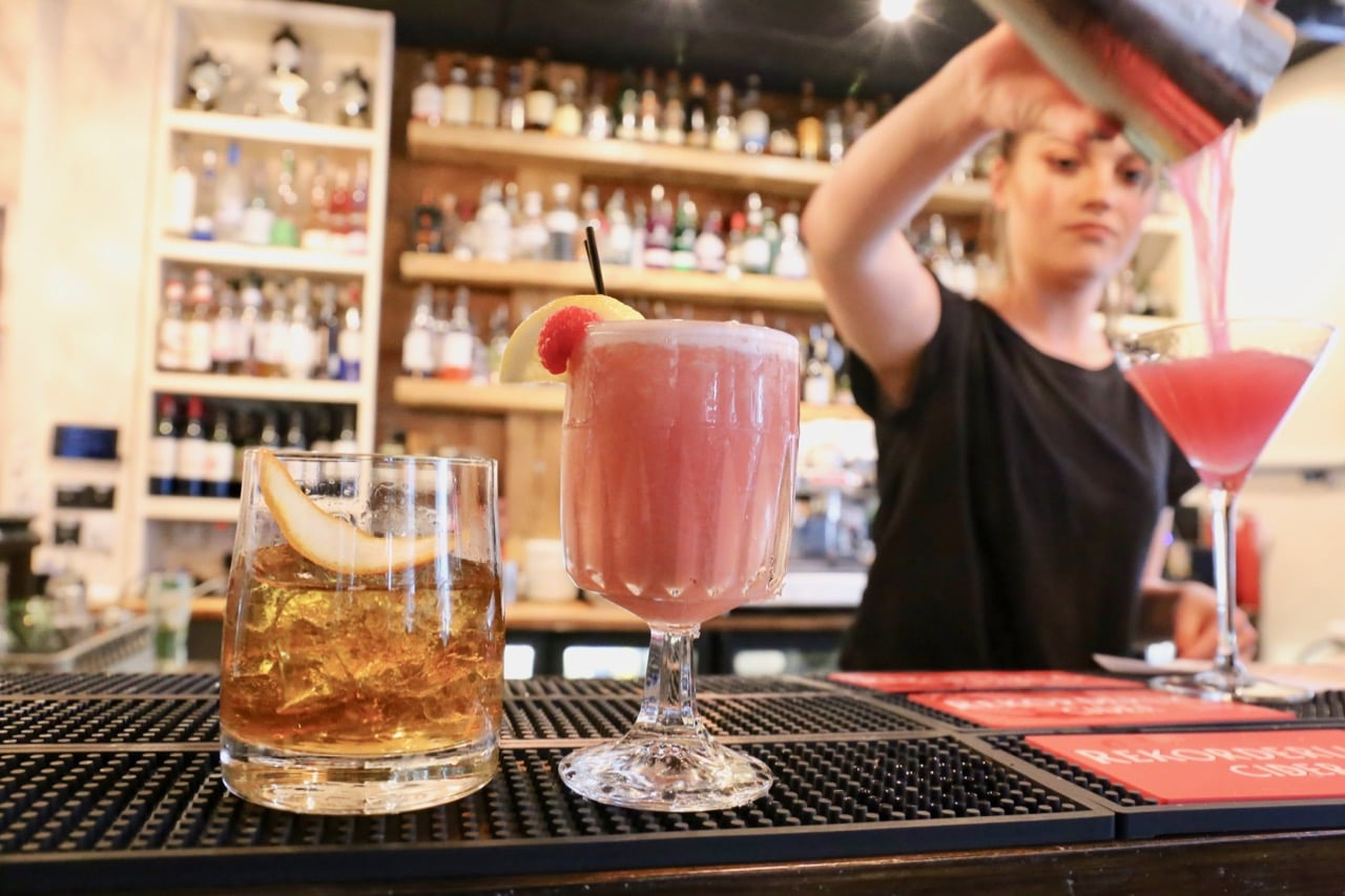 Things To Do in Inverness: Sip craft cocktails at The White House.