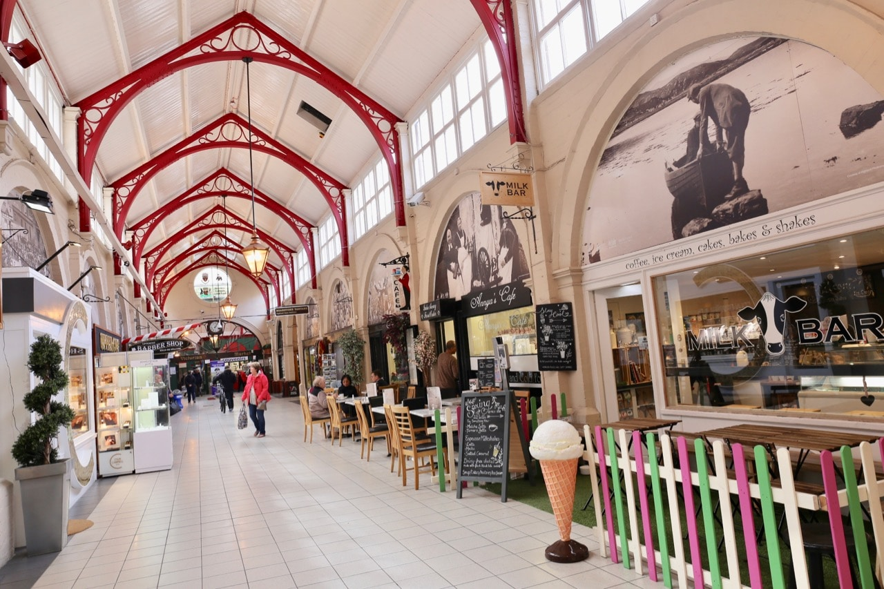 Spend the morning shopping at Inverness's Victorian Market.