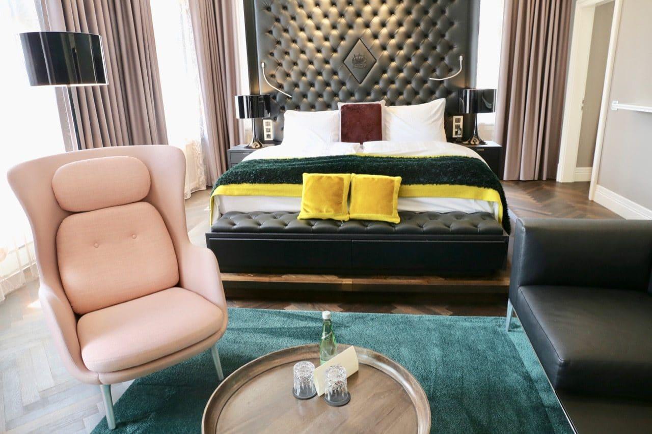 Furstenhof Hotel: Luxury Accommodation in Leipzig