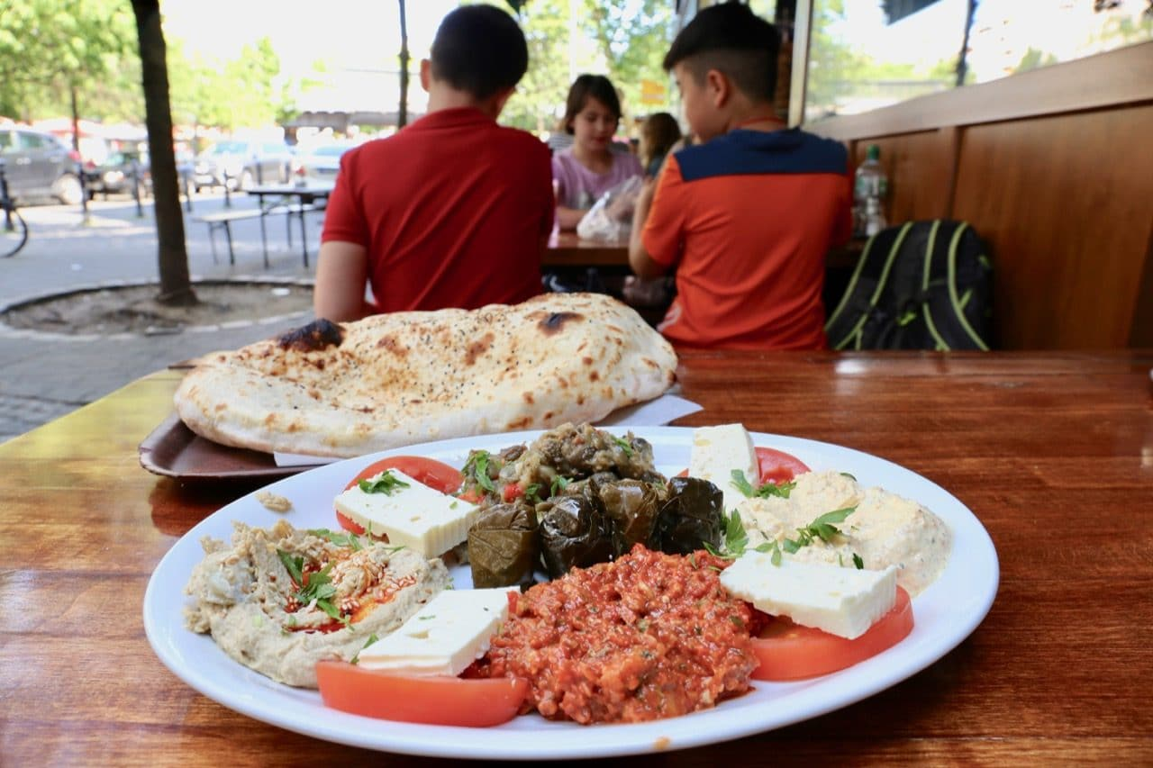 Many locals consider the best Berlin food to be from a Turkish menu.
