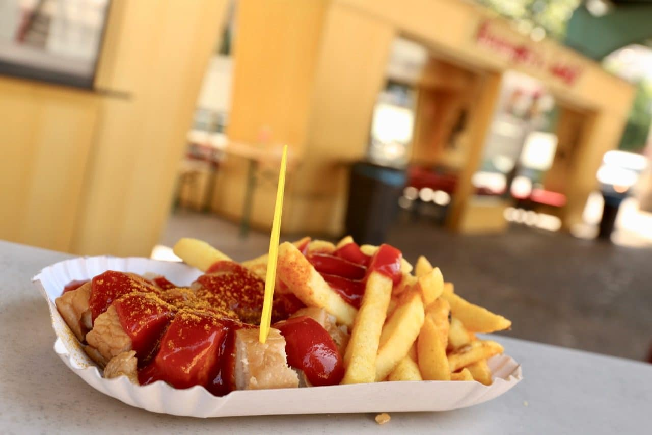 Konnopke's Imbiss is the best restaurant in Berlin to order Currywurst.