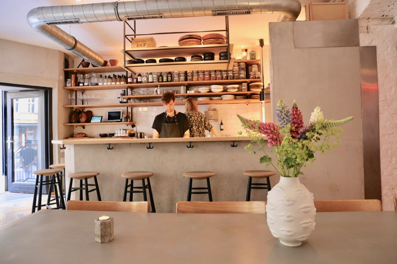 Mrs. Robinson's fine dining restaurant is one of the best in the Berlin food scene.