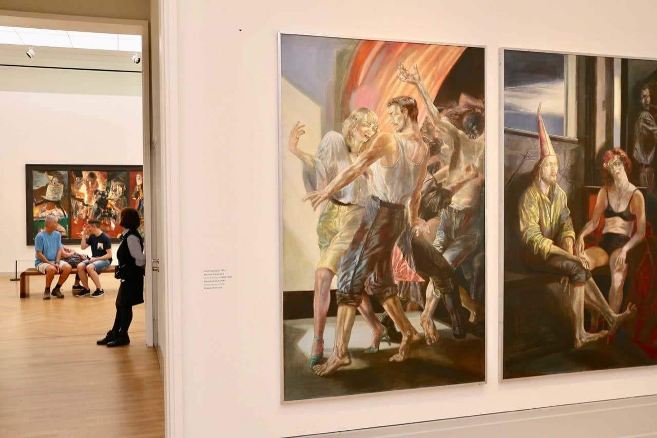 Art fans on a gay Potsdam getaway should visit Museum Barberini.