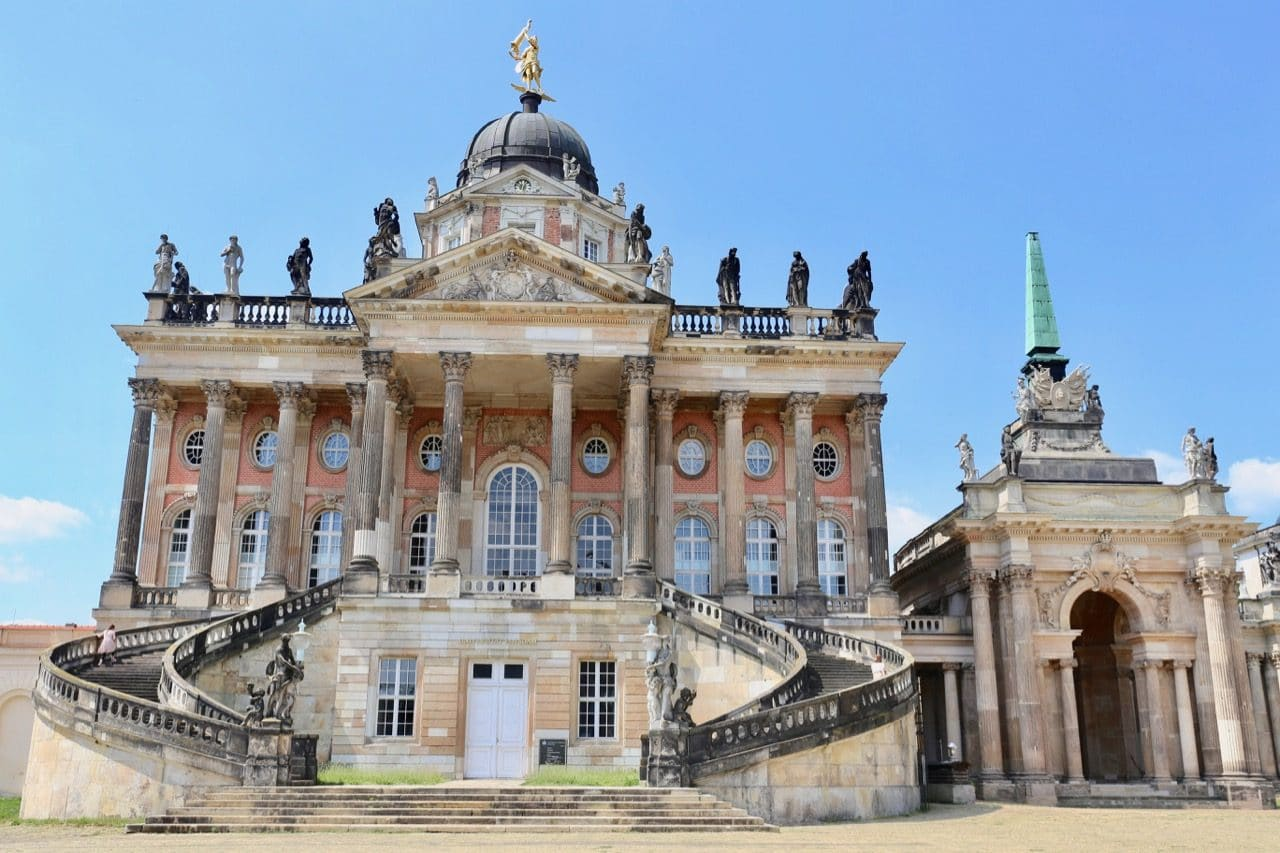 Potsdam is one of the easiest day trips from Berlin by train.