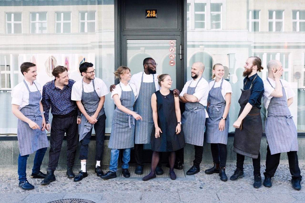 Noblehardt & Schmutzig is an award-winning 1 Michelin star restaurant in Berlin.