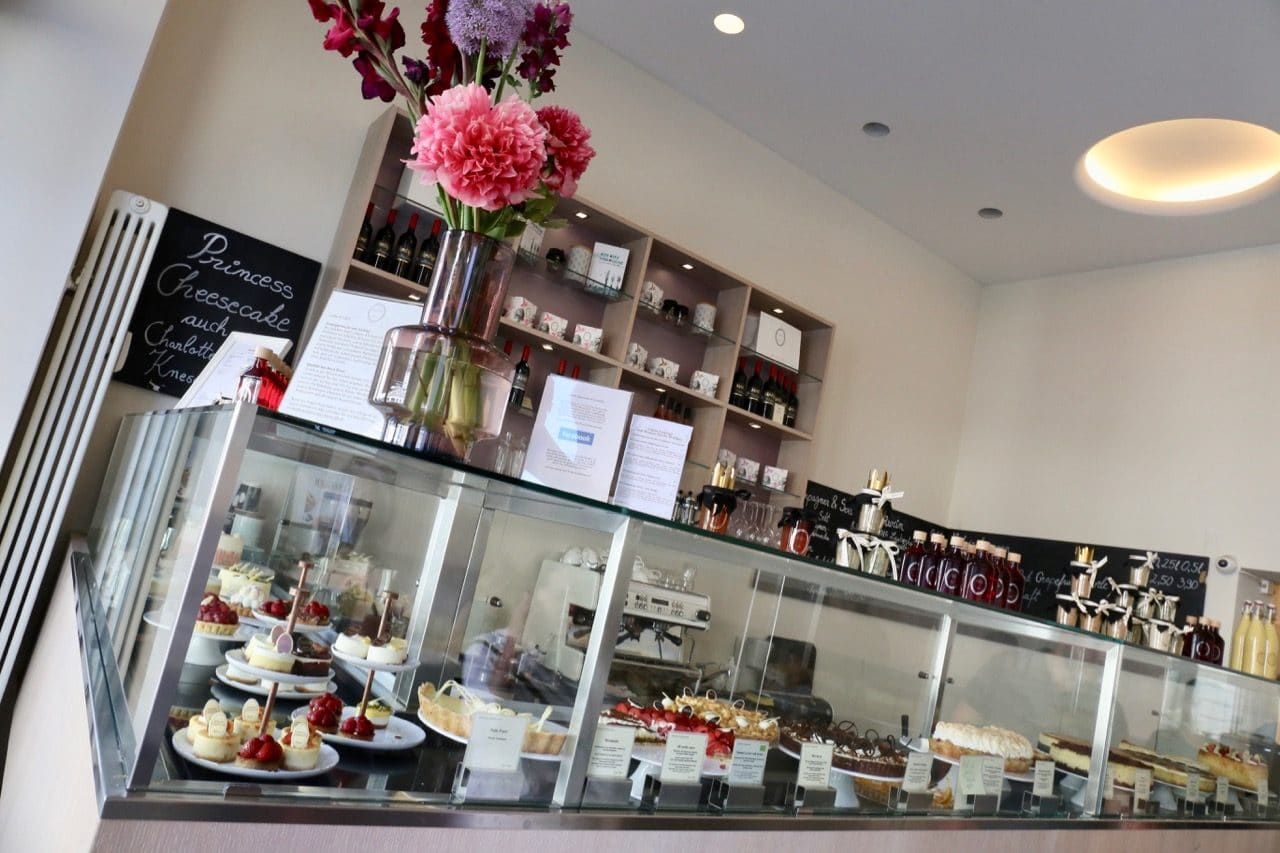 Princess Cheesecake is the best restaurant in Berlin to enjoy a slice of cake.