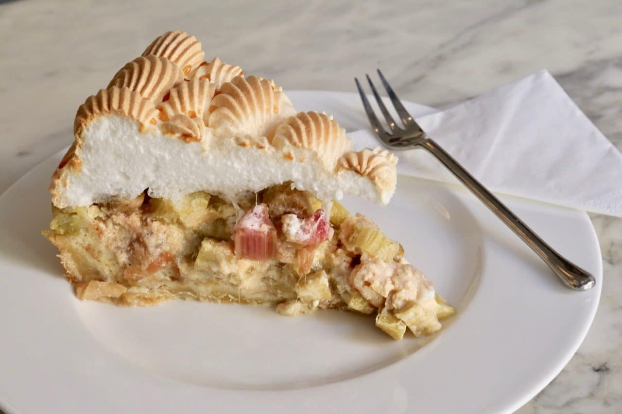 Indulge in the Berlin food tradition of Kaffee und Kuchen at Princess Cheesecake.
