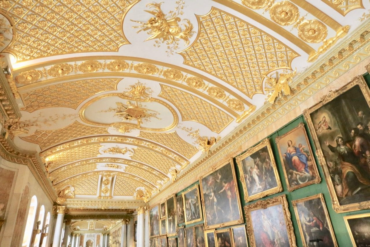Enjoy a gay Potsdam art adventure at Sanssouci Picture Gallery.