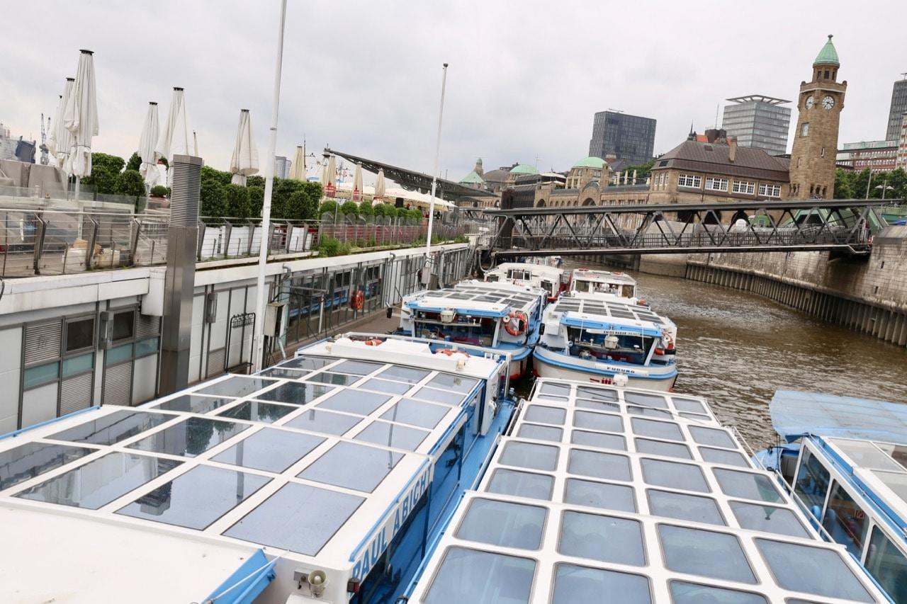 If you're keen to take a boat tour of gay Hamburg visit St. Pauli Landing Bridges.