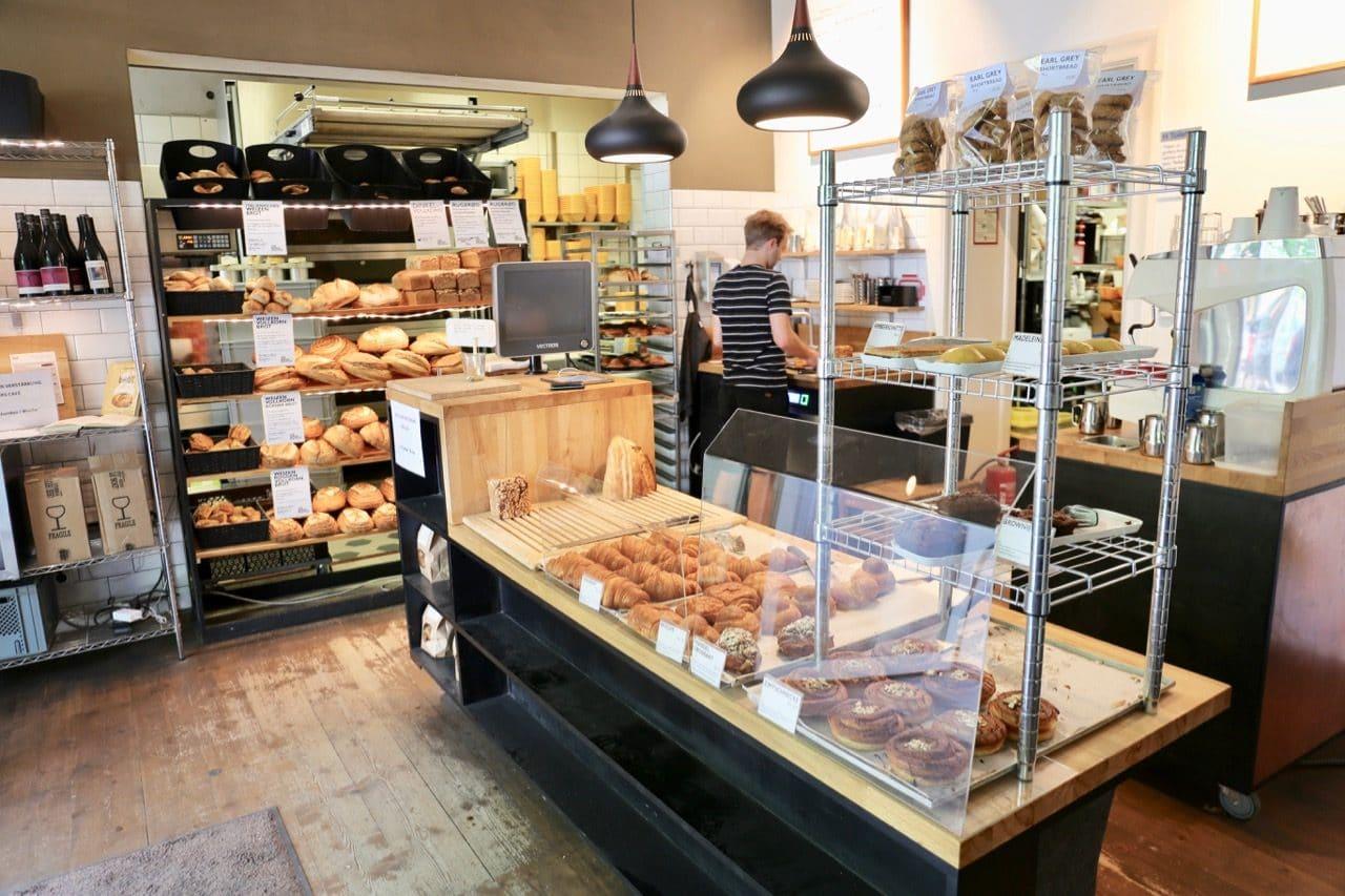 The Bread Station is Berlin's best bread bakery.