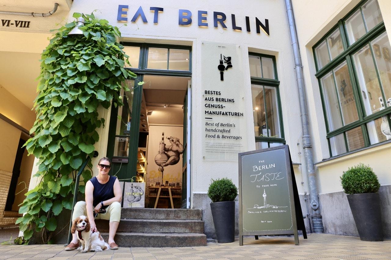 Arlene Stein, Director of Terroir Symposium, is the ultimate Berlin Food guide.