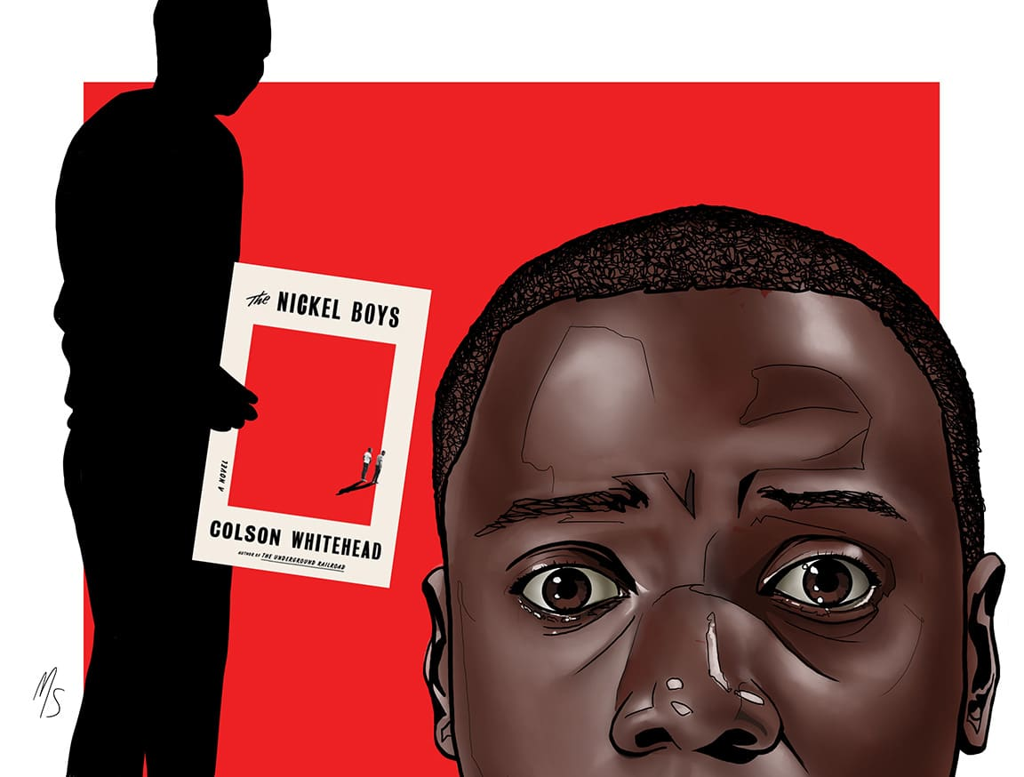 The Nickel Boys by Colson Whitehead.