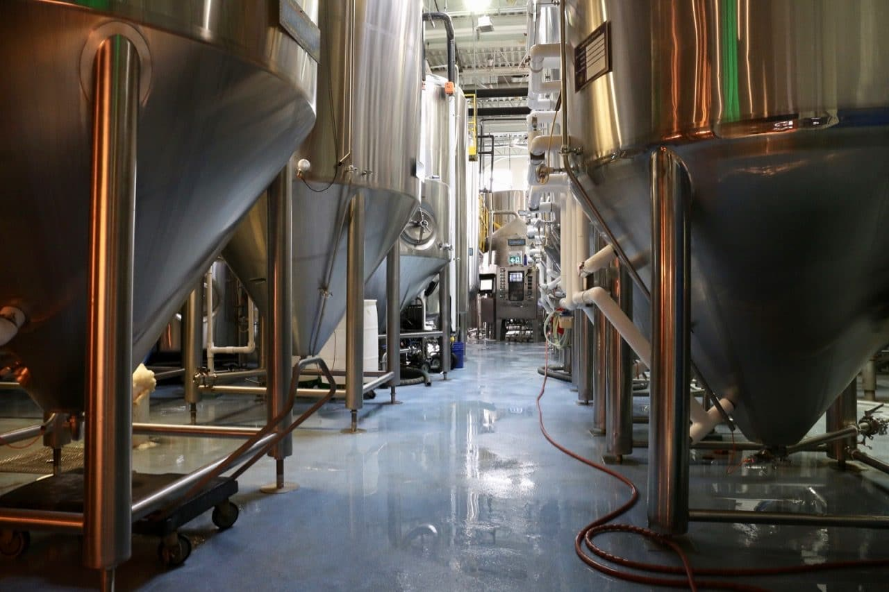 Learn how craft beer is made on a tour of Barrie's best craft brewery.