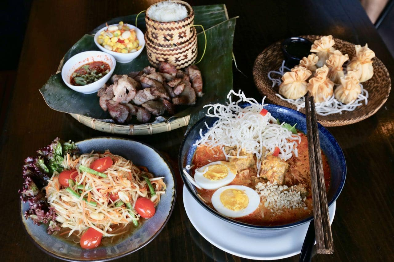 A taste of Northeast Thailand at Isaan Der in The Junction.