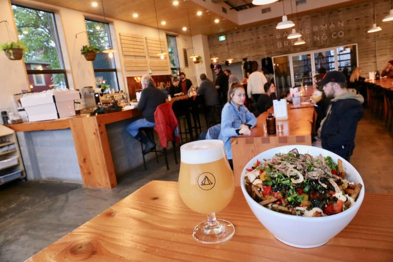 Bannerman Brewery is the city's newest craft beer destination.