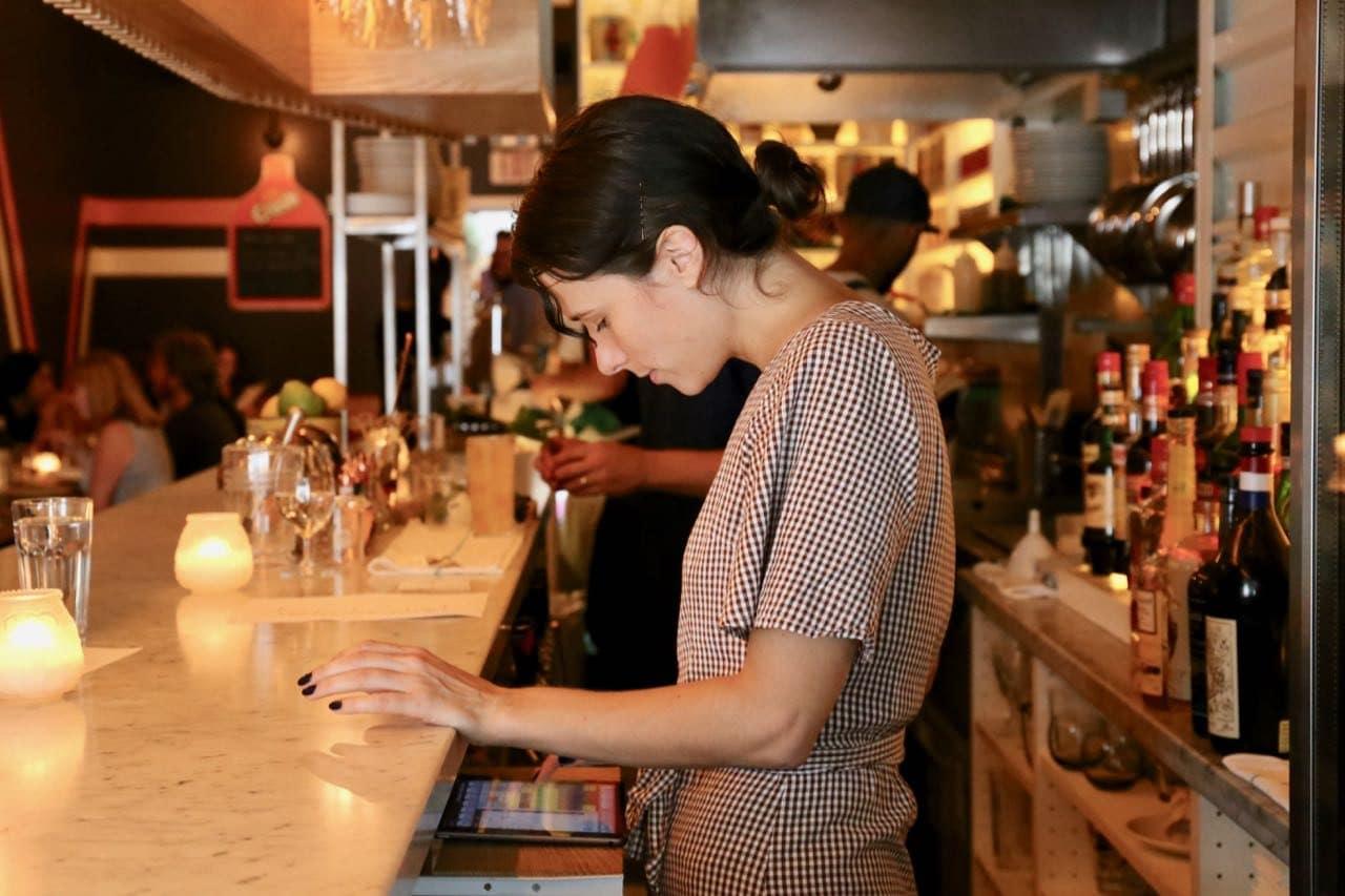 Enjoy fine wine, craft beer and cocktails at Bar Vendetta on Dundas West.