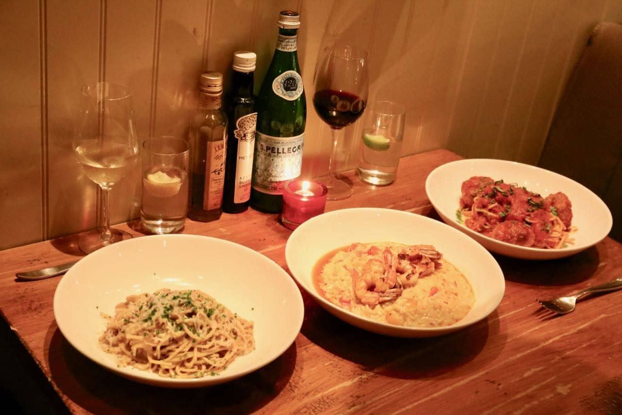 Port Carling Restaurants: Binge on beautiful bowls of pasta at Teca.