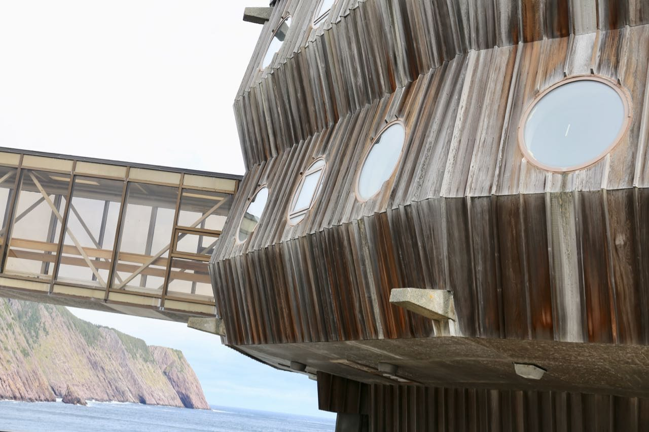 Visit the Ocean Science Centre in Logy Bay.