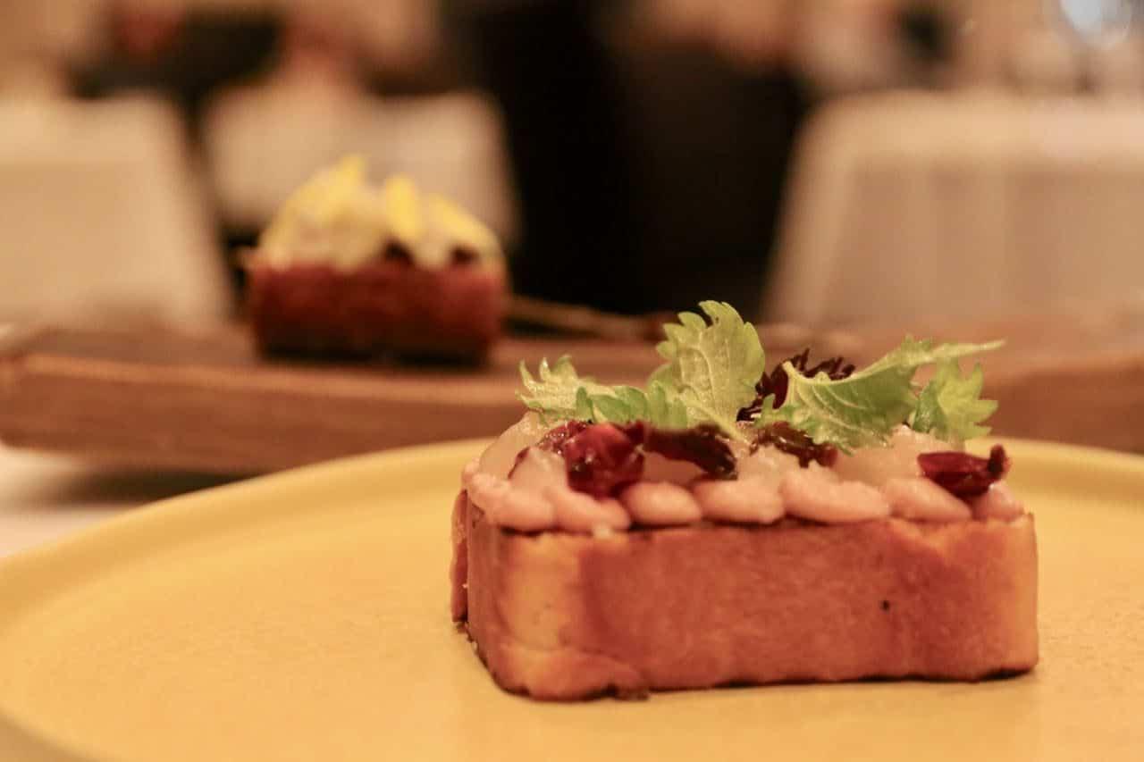 Raymonds is considered the best fine dining restaurant in St. John's Newfoundland.