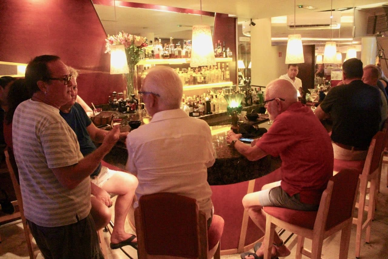 Garbo's Piano Bar is the best gay martini bar in Puerto Vallarta for live music fans.
