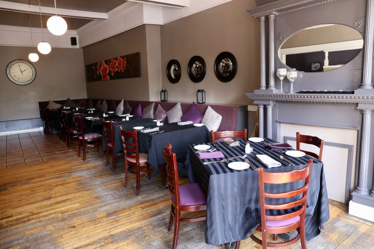 Get Stuffed serves comfort food in an upscale atmosphere.