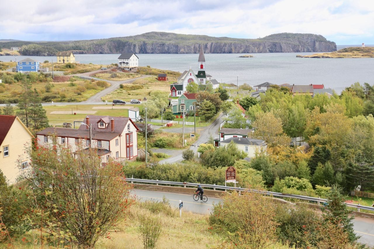 The first stop on Adventure Canada's Newfoundland cruise is Trinity.