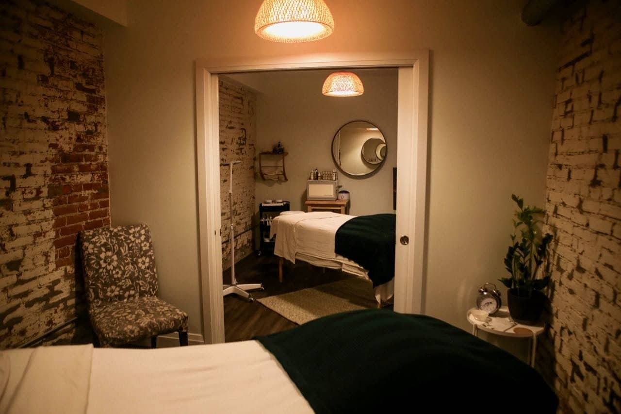 A couples massage at Illume Wellness Spa is one of the most romantic things to do in Stratford, Ontario.