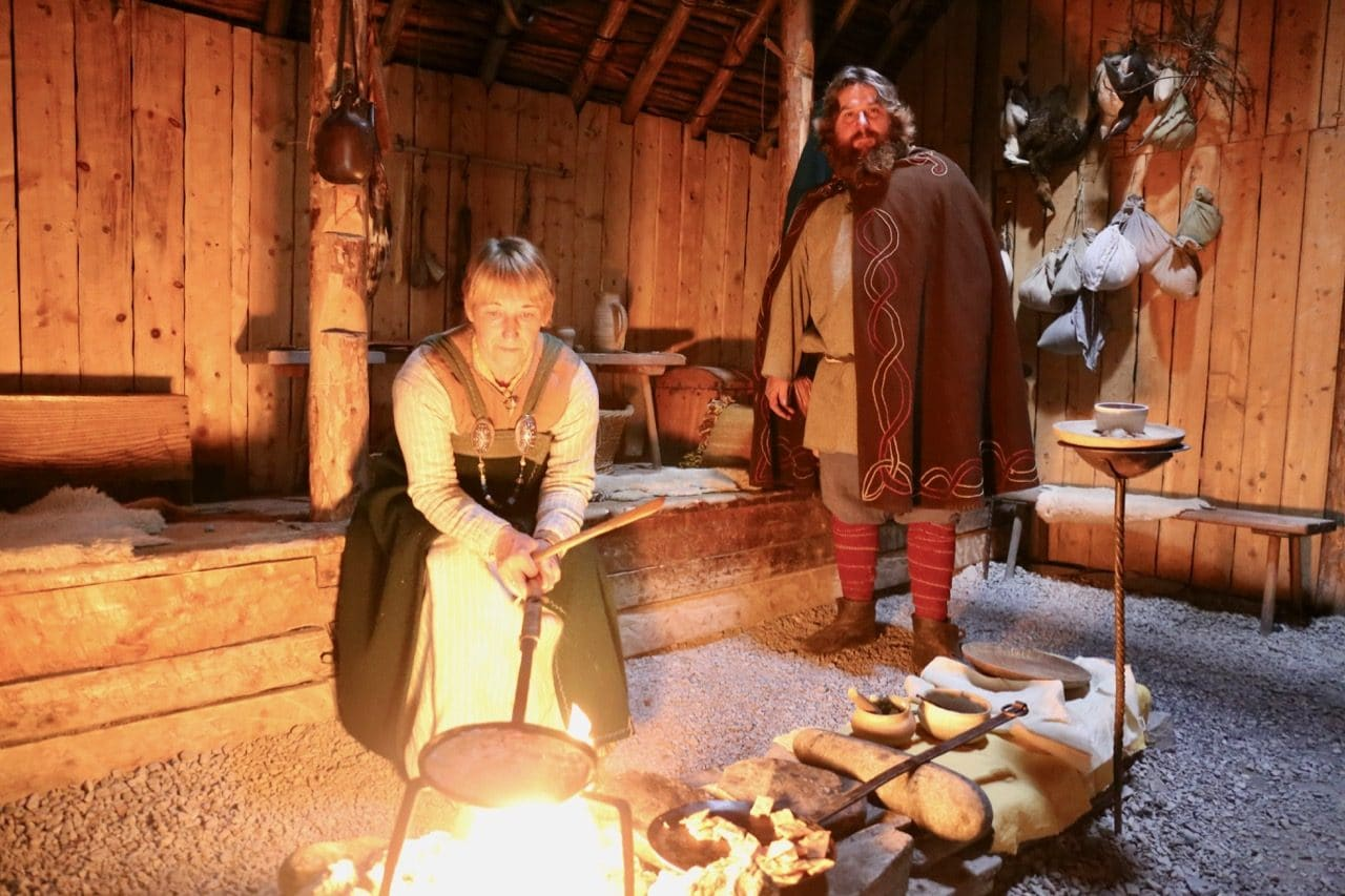 Museum nerds will love interacting with Norse-dressed staff at L'Anse Aux Meadows.