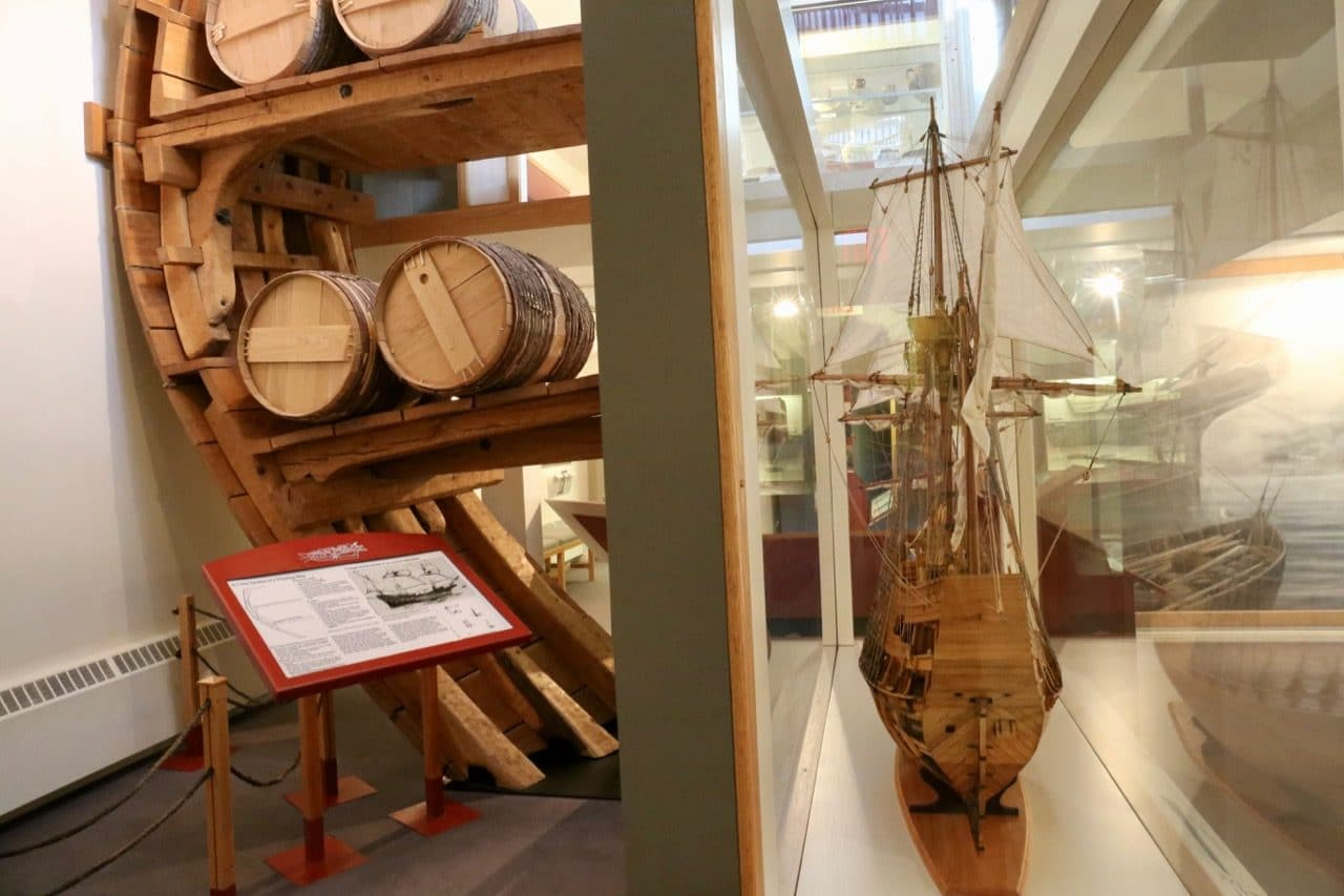 Learn about the Basque whaling industry at two museums in Red Bay, Labrador.
