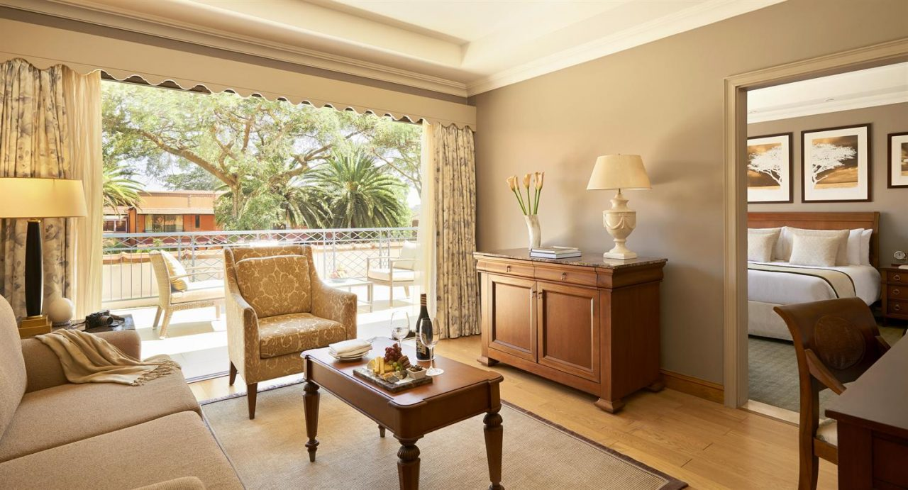 Start your honeymoon in Kenya in a luxurious suite at Fairmont The Norfolk.