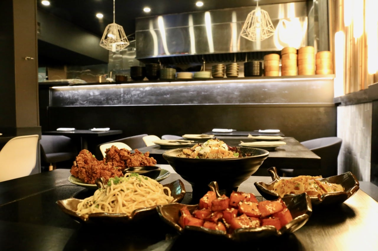 Markham Restaurants: A contemporary Chinese feast at Azyun Restaurant.