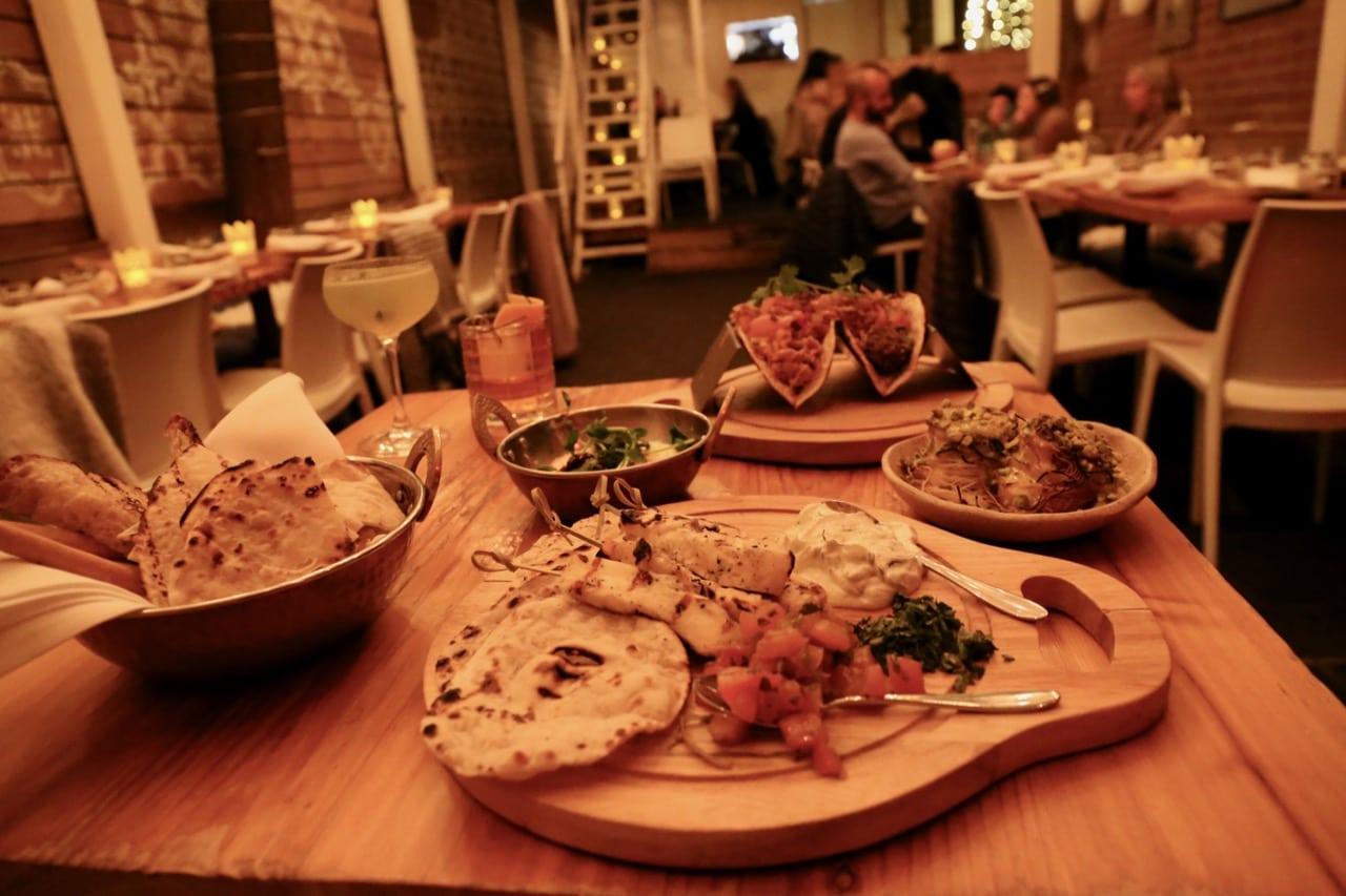 Bar Reyna is one of the best Mediterranean Yorkville restaurants.