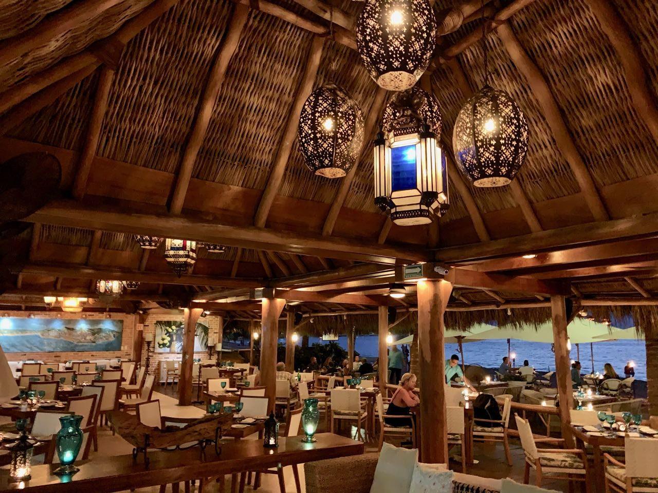El Dorado is one of the best restaurants in Puerto Vallarta for seafood lovers.