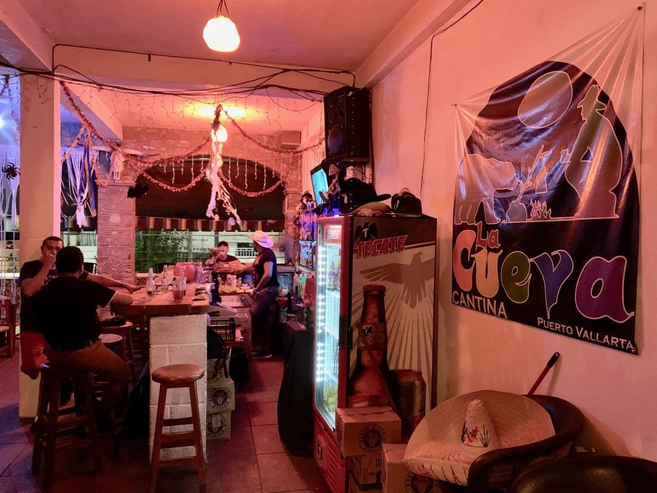 Gay Bars Puerto Vallarta: Enjoy a classic Mexican cantina vibe.