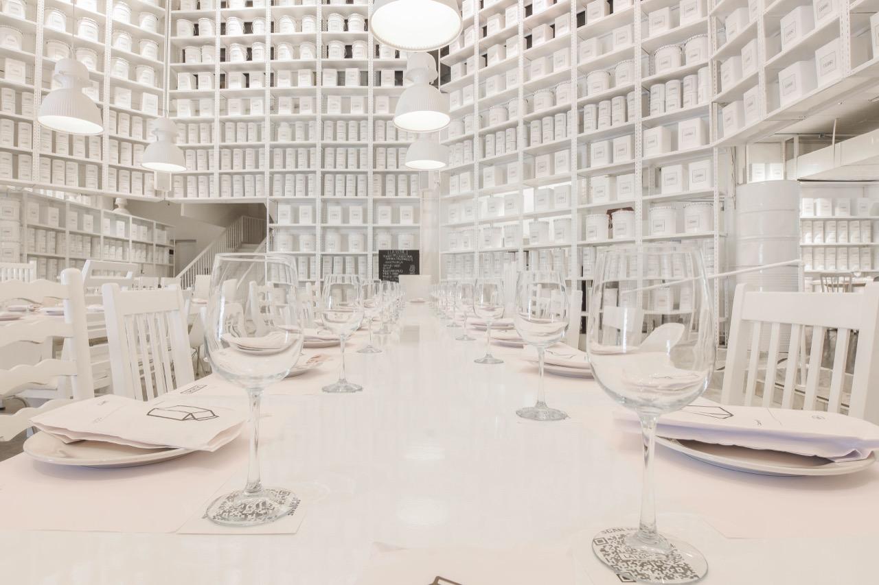 La Leche is the best Puerto Vallarta restaurant for interior design aficionados.