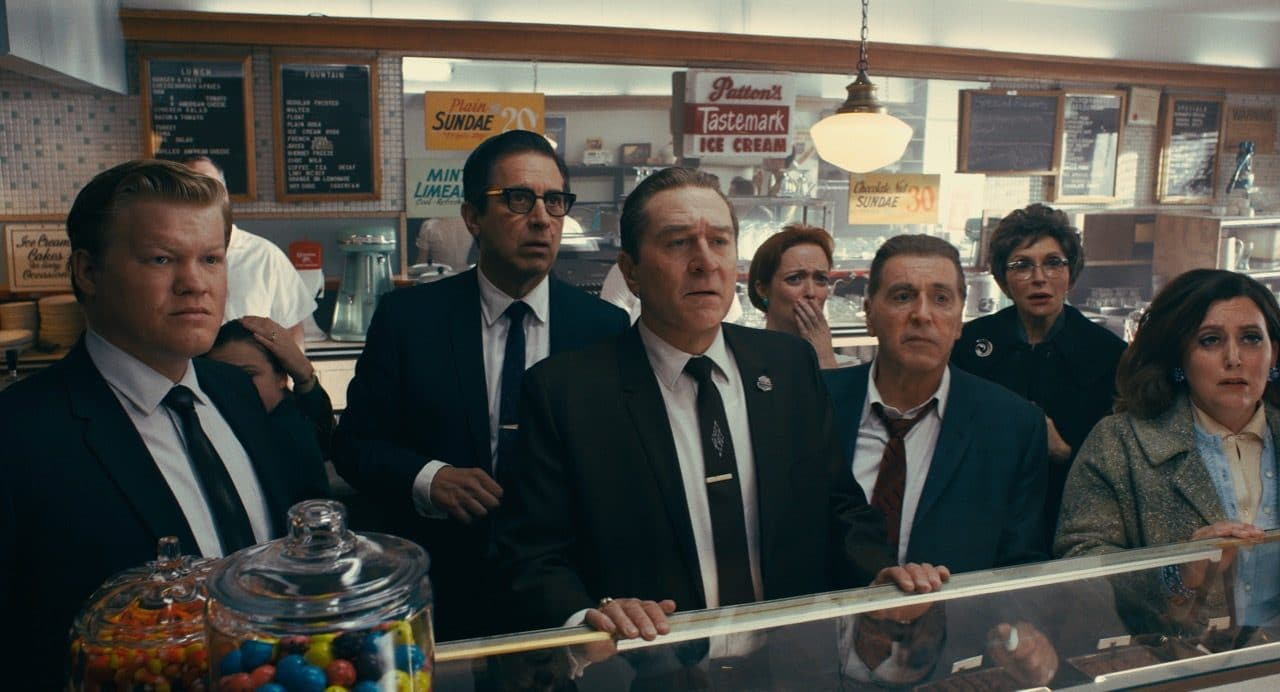 The Irishman Review: Scorsese Presents Epic Gangster Film on Netflix