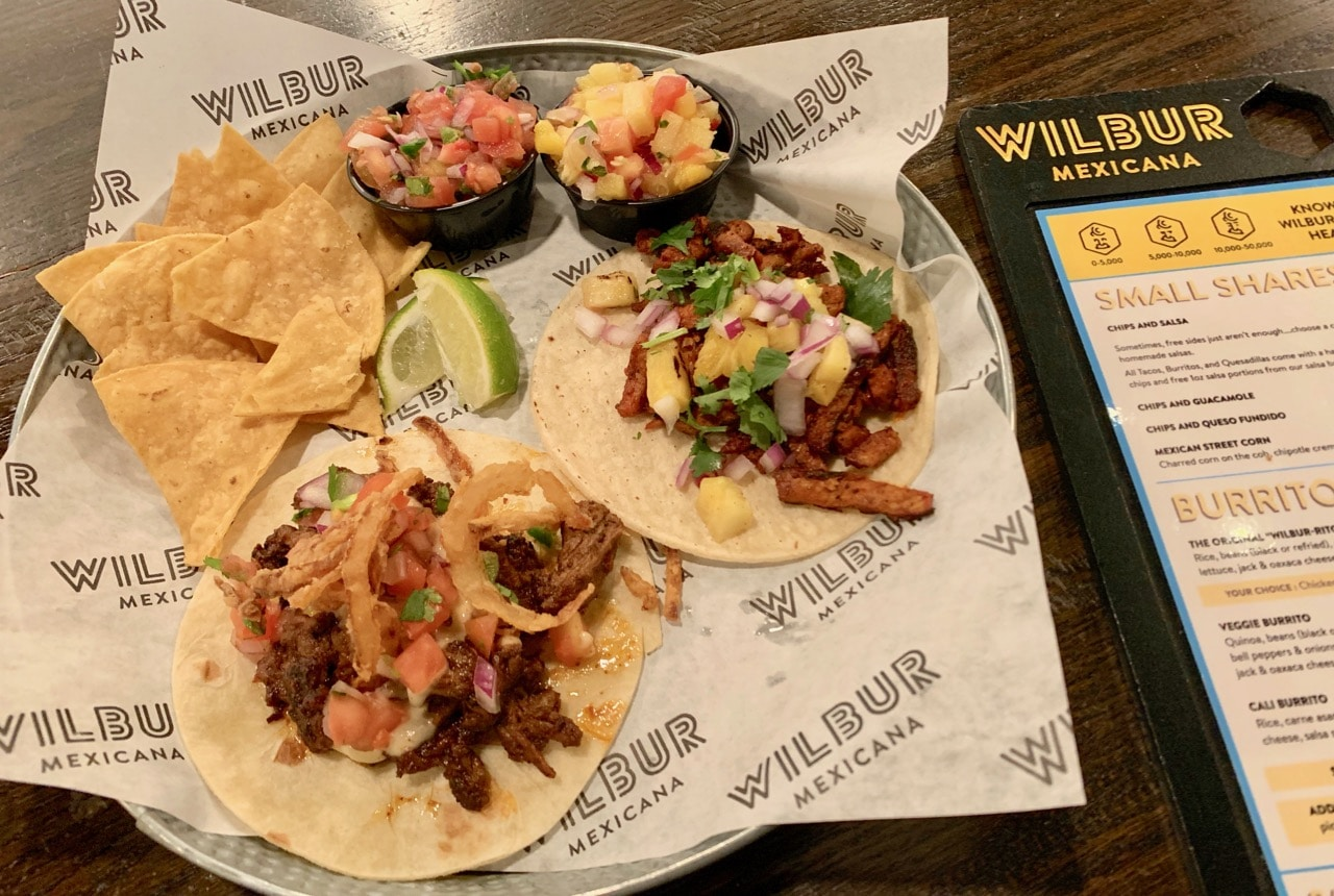 Wilbur Mexicana is a casual taco joint on King Street West.