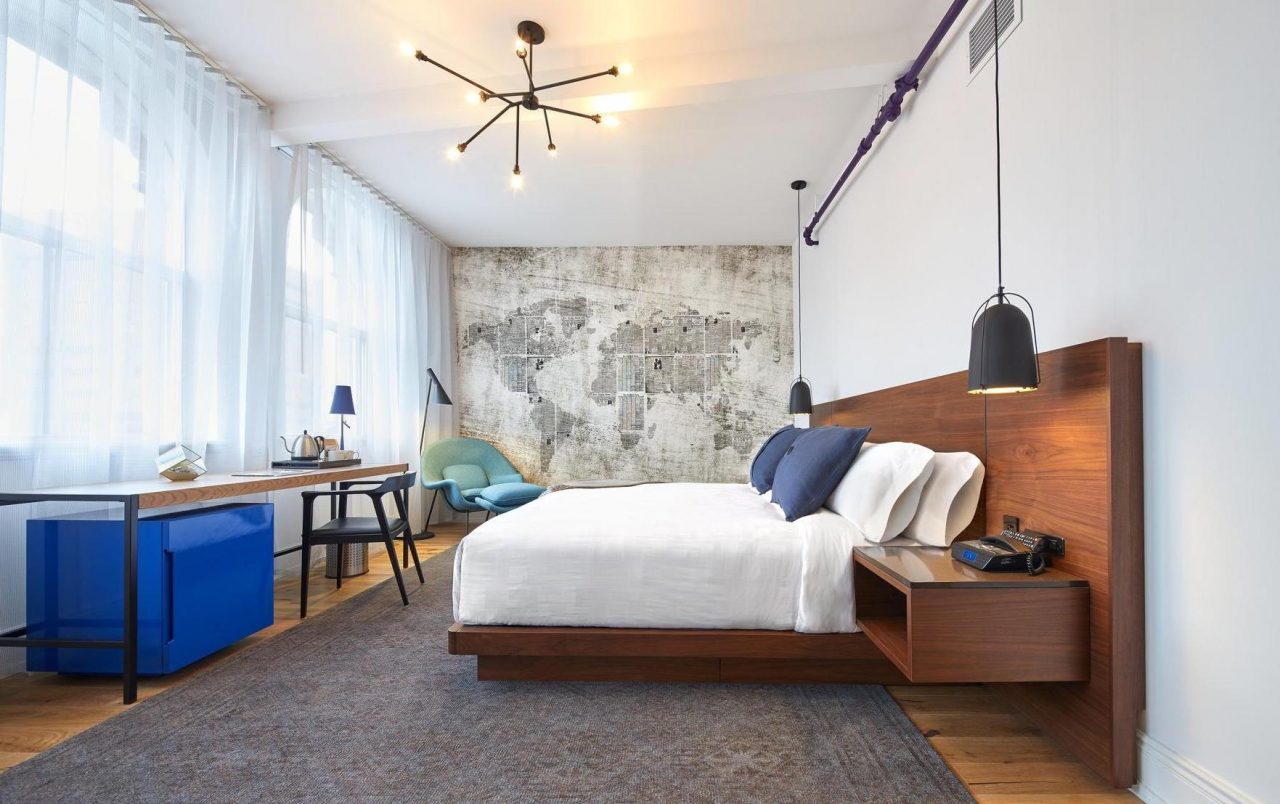 Enjoy a weekend getaway to Kitchener at The Walper Hotel, a chic boutique property.