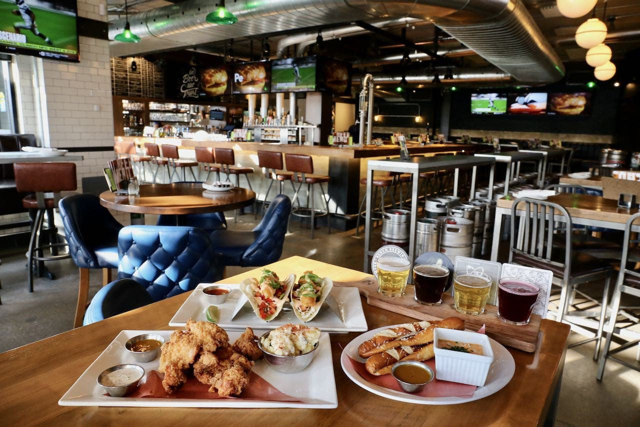 Oakville Restaurants: Beer lovers find happiness at Beertown.