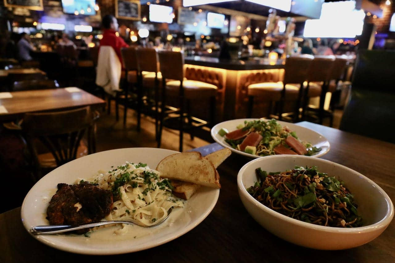Browns Socialhouse is a west-coast restaurant concept in Erin Mills.