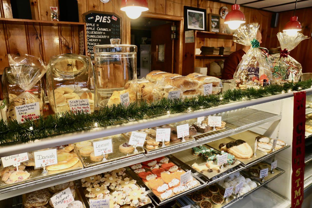Henrietta's is the best bakery in Muskoka with locations in Dwight and Huntsville.