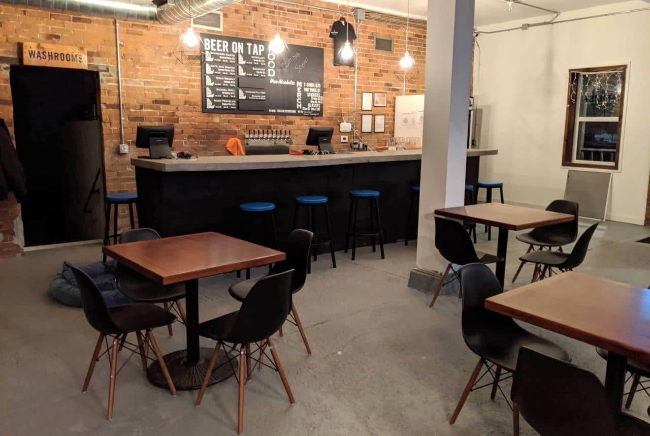 Muskoka Breweries: Katalyst Brewing in Bracebridge is Muskoka's newest craft brewery.