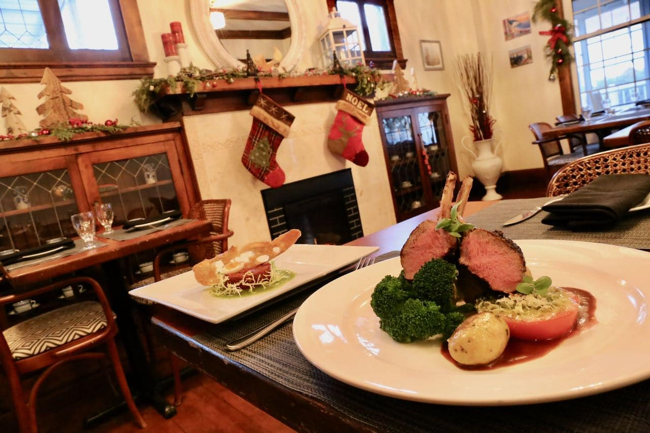 The Artisan House offers French-inspired farm to table dining in Huntsville.