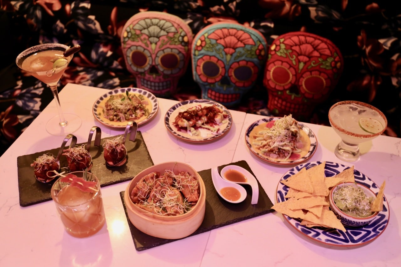 Viajero Cantina is a Mexican and Spanish fusion restaurant near High Park and Roncesvalles.
