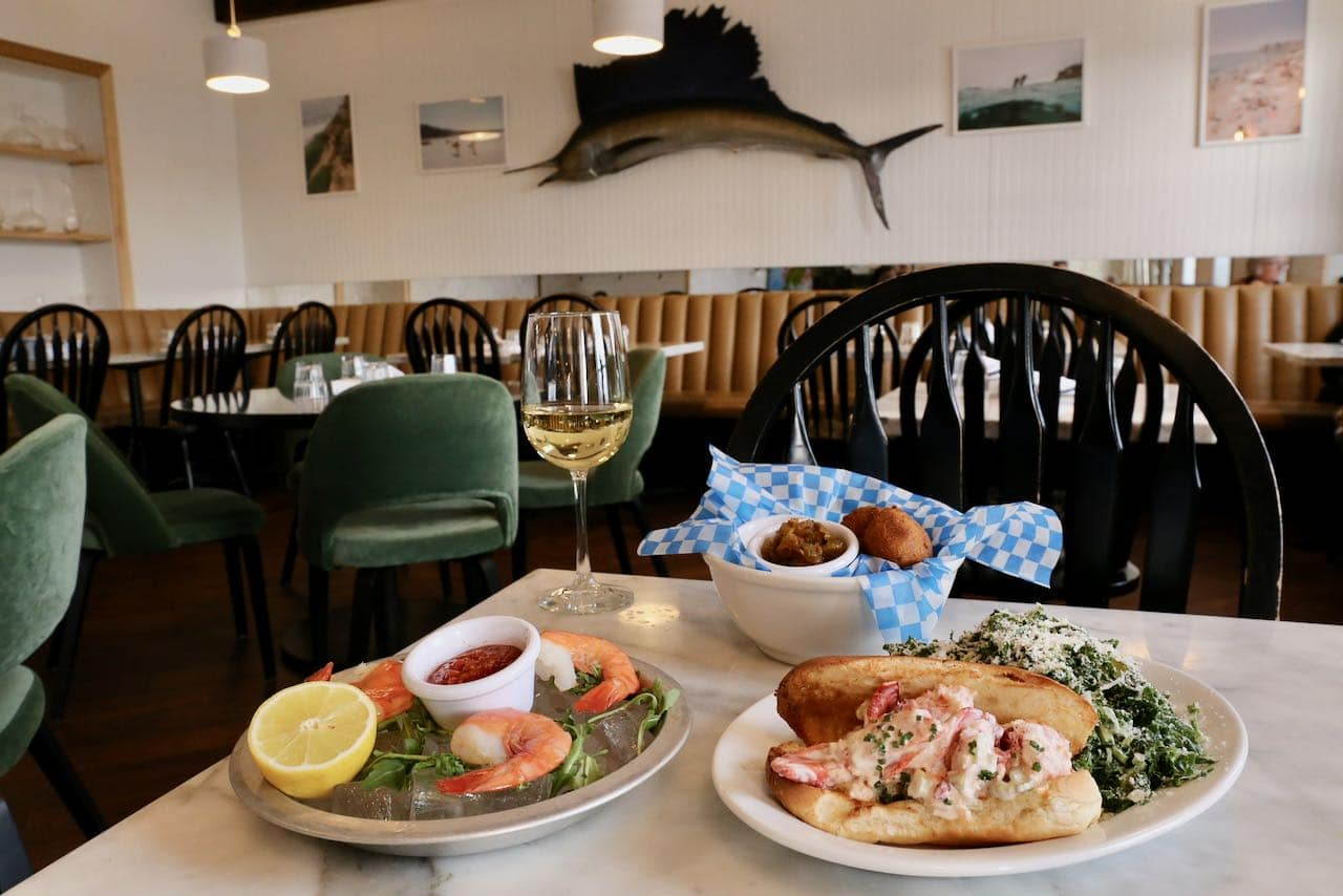 Oakville Restaurant: A seafood feast at Cove in Bronte.