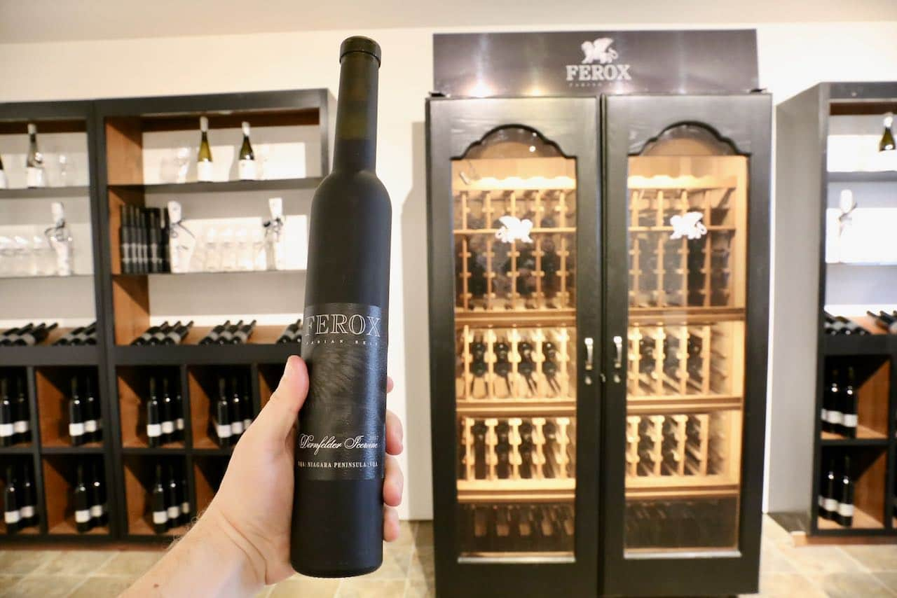 Ferox by Fabian Reis is a boutique winery in Niagara on the Lake.