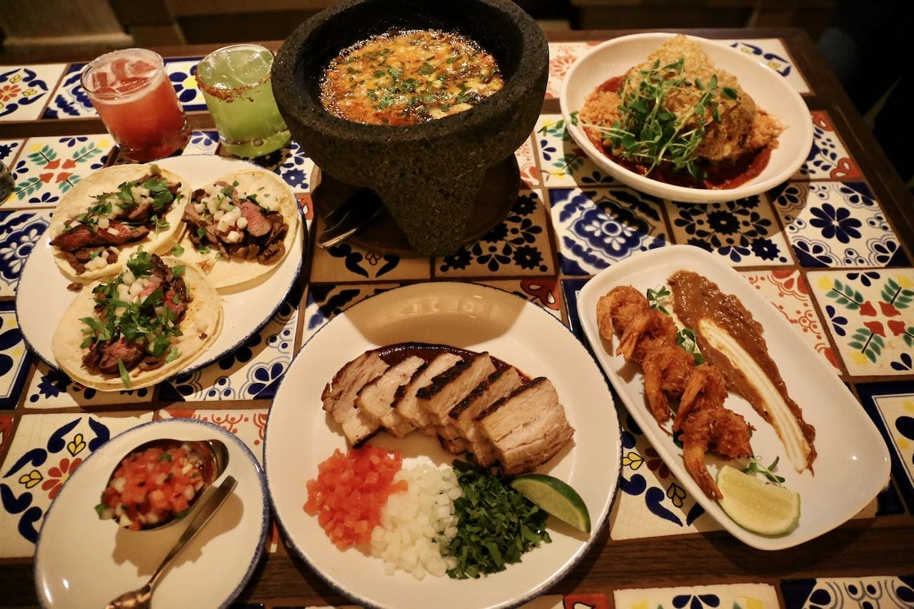 Anejo is a Toronto Mexican restaurant import from Calgary.