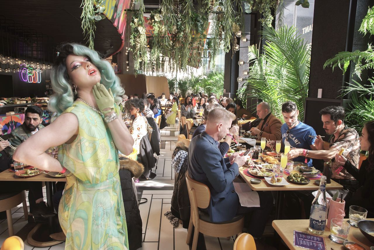 Best Drag Brunch in Toronto